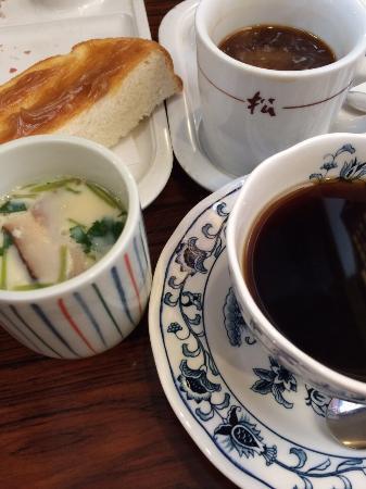 Coffee & Stake Matsu