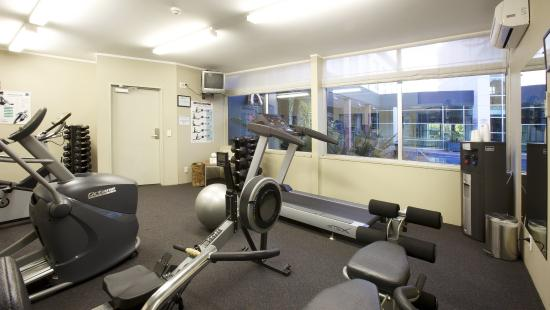 Holiday Inn Rotorua: Fitness Center