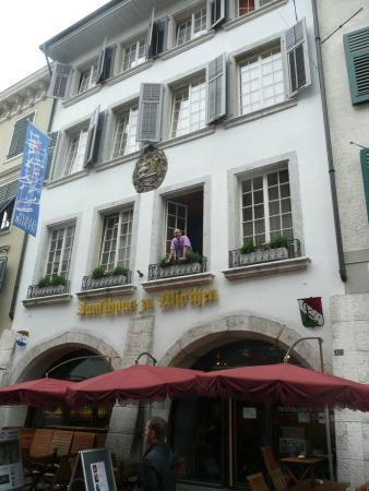 Solothurn, Ελβετία: Exterior