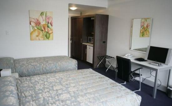Amethyst Court Motor Lodge: STUDIO TWIN SUITE