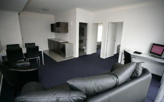 Porirua, Νέα Ζηλανδία: 2 BEDROOM SUITE
