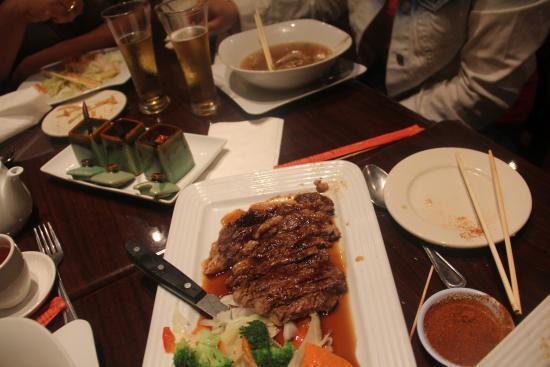 Chai Thai Cuisine: expensive beef