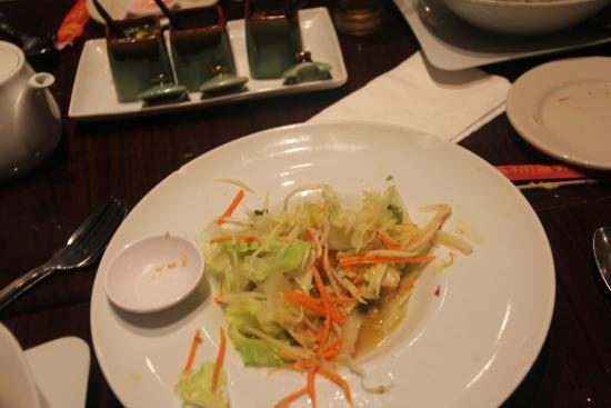 Chai Thai Cuisine: salad