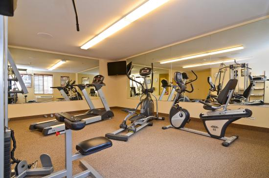 Chambersburg, PA: Fitness Center