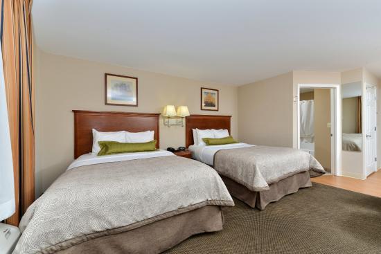 Chambersburg, PA: Guest Room