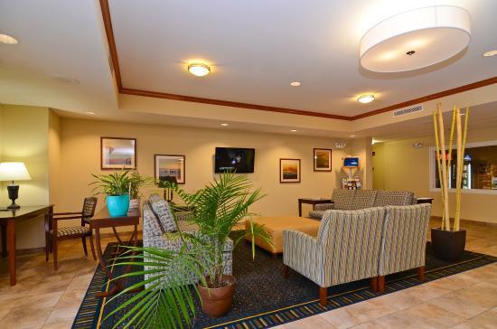 Chambersburg, Πενσυλβάνια: Hotel Lobby