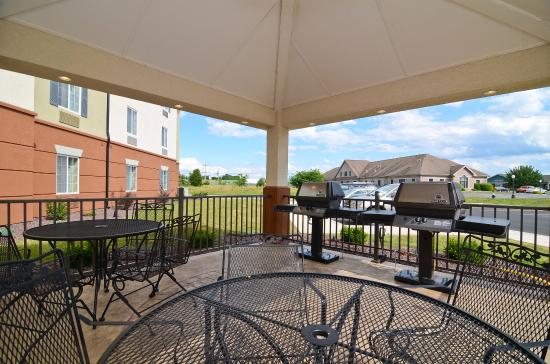 Chambersburg, PA: Guest Patio