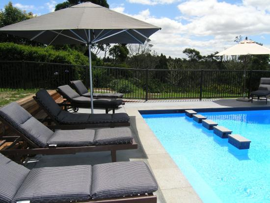 Kerikeri, Nueva Zelanda: Homestead Pool