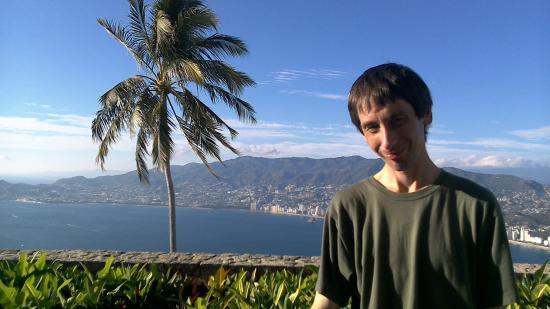 Elcano Hotel: View from Capilla De Lapaz