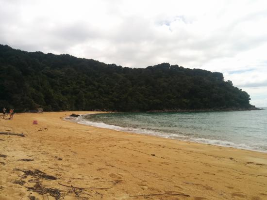 Abel Tasman National Park, Nueva Zelanda: Golden sand beaches