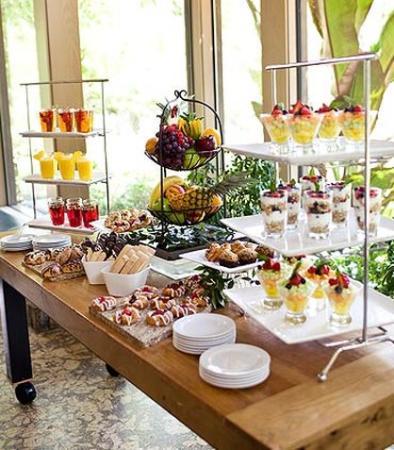 Pine Mountain, GA: Banquet Buffet