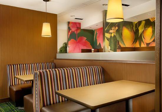 Linthicum Heights, Μέριλαντ: Breakfast Dining Area