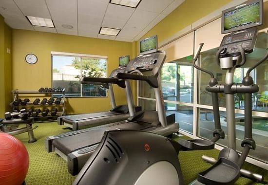 Linthicum Heights, Μέριλαντ: Fitness Center
