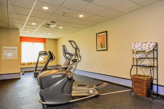 Bradford, PA: Fitness Center