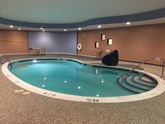 Μπράντφορντ, Πενσυλβάνια: Swimming Pool