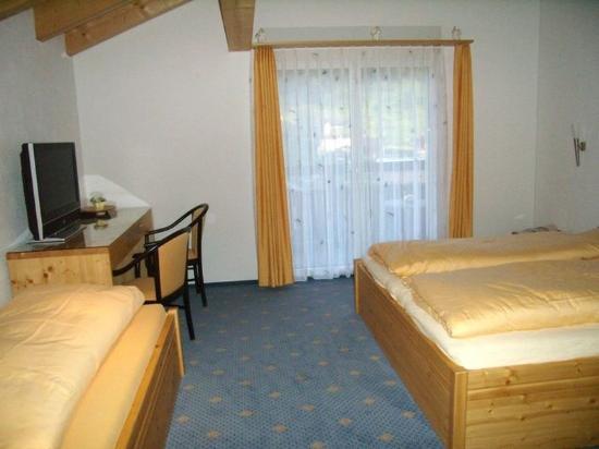 St. Antonien, Zwitserland: Triple room