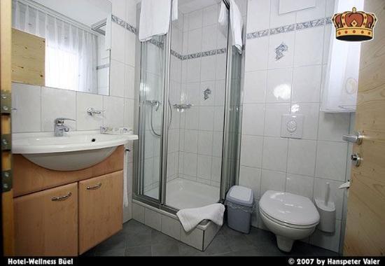 St. Antonien, Zwitserland: Bathroom