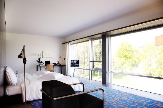 Rueschlikon, Swiss: Guest room