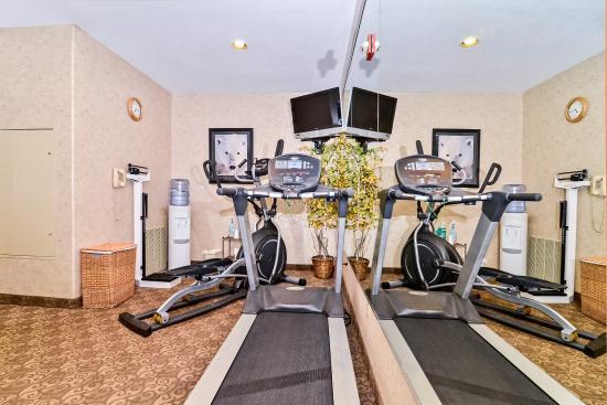 Evergreen, Kolorado: Fitness center