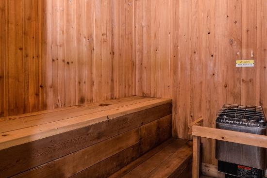 Evergreen, Kolorado: Sauna