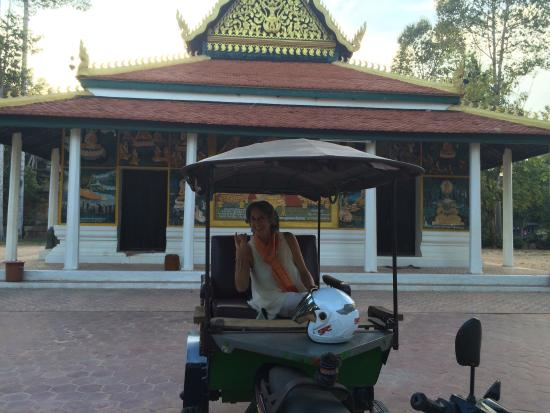 Angkor TukTuk  Taxi
