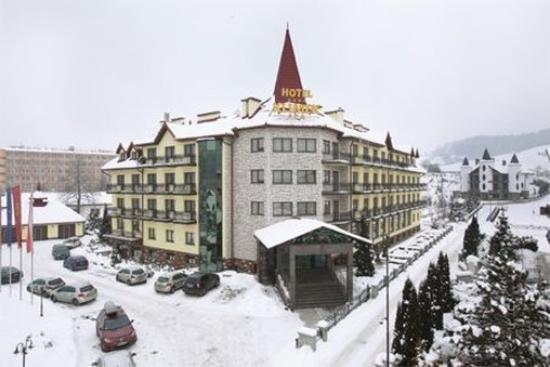 Muszyna, Polen: Hotel Klimek**** SPA