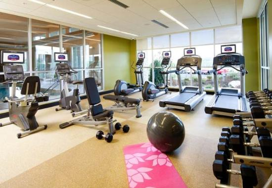 Latrobe, Pensylwania: Fitness Center