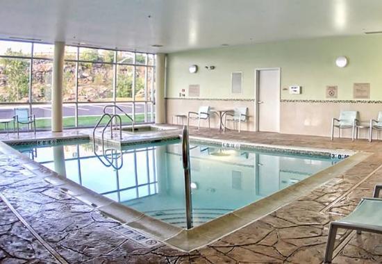 Moosic, Pensilvanya: Indoor Pool