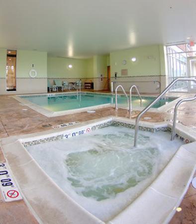 Moosic, Πενσυλβάνια: Indoor Spa