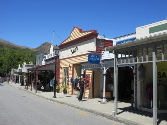 Arrowtown, New Zealand: Эрроутаун