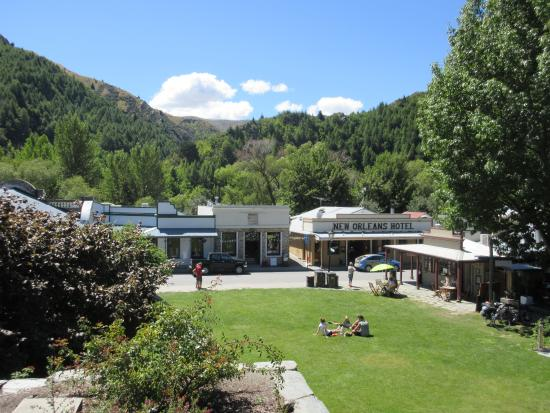 Arrowtown, Selandia Baru: Эрроутаун