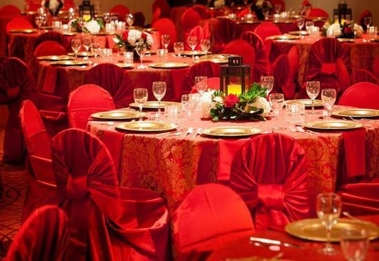 Brooklyn Park, Minnesota: Minnesota Ballroom - Gala Dinner
