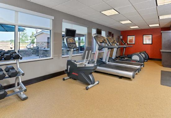 Coralville, Αϊόβα: Fitness Center
