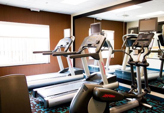 Hutchinson, KS: Fitness Center