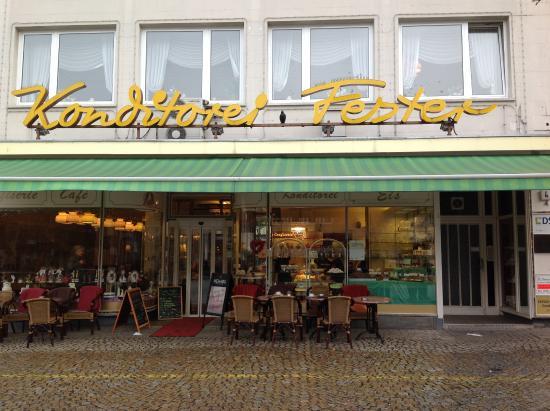 Konditorei Cafe Fester Berlin Spandau Bezirk Restaurant