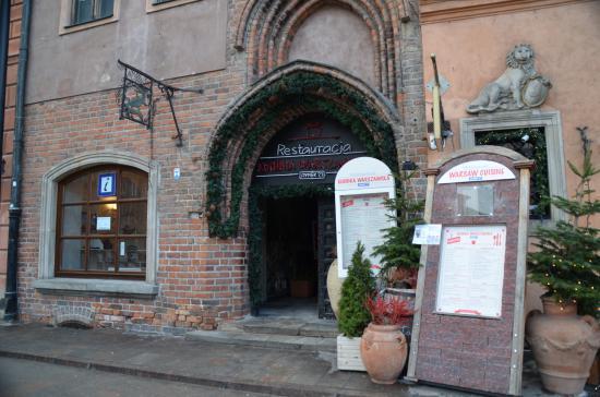 Kuchnia Warszawska Rynek 21