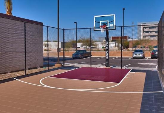Gilbert, AZ: Sport Court