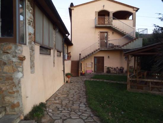 Monterotondo Marittimo, Italie : Agriturismo Campagnelli