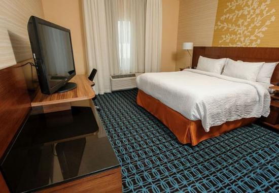 Athens, AL: King Guest Room