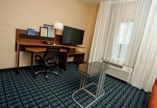 เอเธนส์, อลาบาม่า: King Suite Work Area