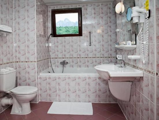 Vysoke Tatry, Eslováquia: Bath