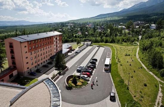 Vysoke Tatry, Eslováquia: View
