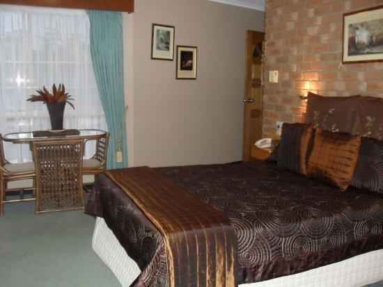 Merimbula, Avustralya: Executive queen room
