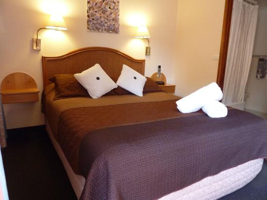 Merimbula, Australie : Downstairs balcony suite