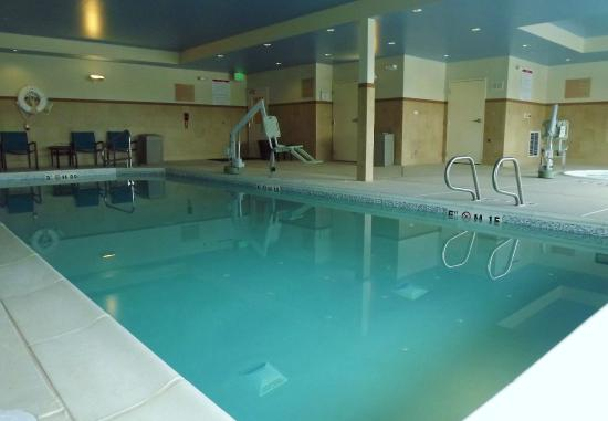 Richland, Etat de Washington : Indoor Pool