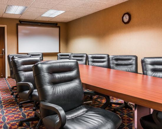 Auburn Hills, Μίσιγκαν: Meeting