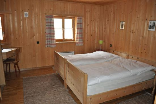 S-charl, Suiza: Double room type C