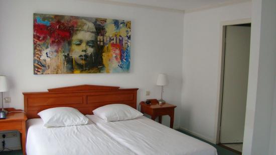 Venray, Nederländerna: standard double room