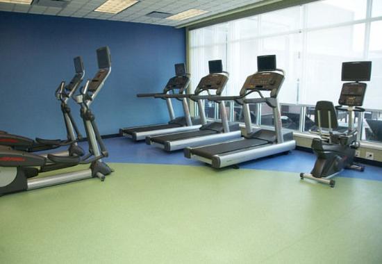 Midland, TX: Fitness Center – Cardio Equipment