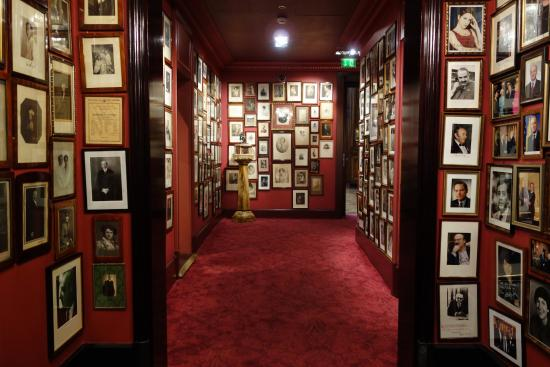 Hotel Sacher Wien: The Visitors